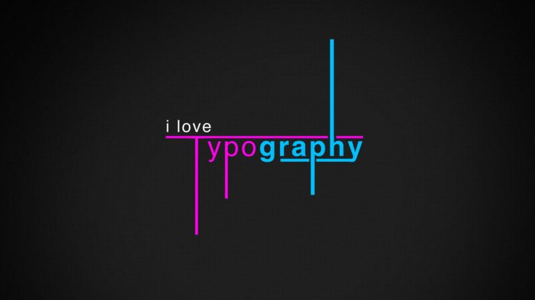 Typography Wallpaper 11 1920x1080 768x432