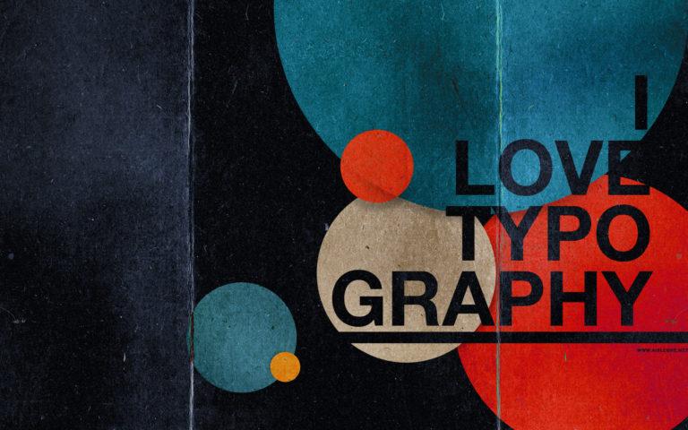 Typography Wallpaper 12 1920x1200 768x480