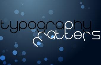 Typography Wallpaper 18 1680x1050 340x220