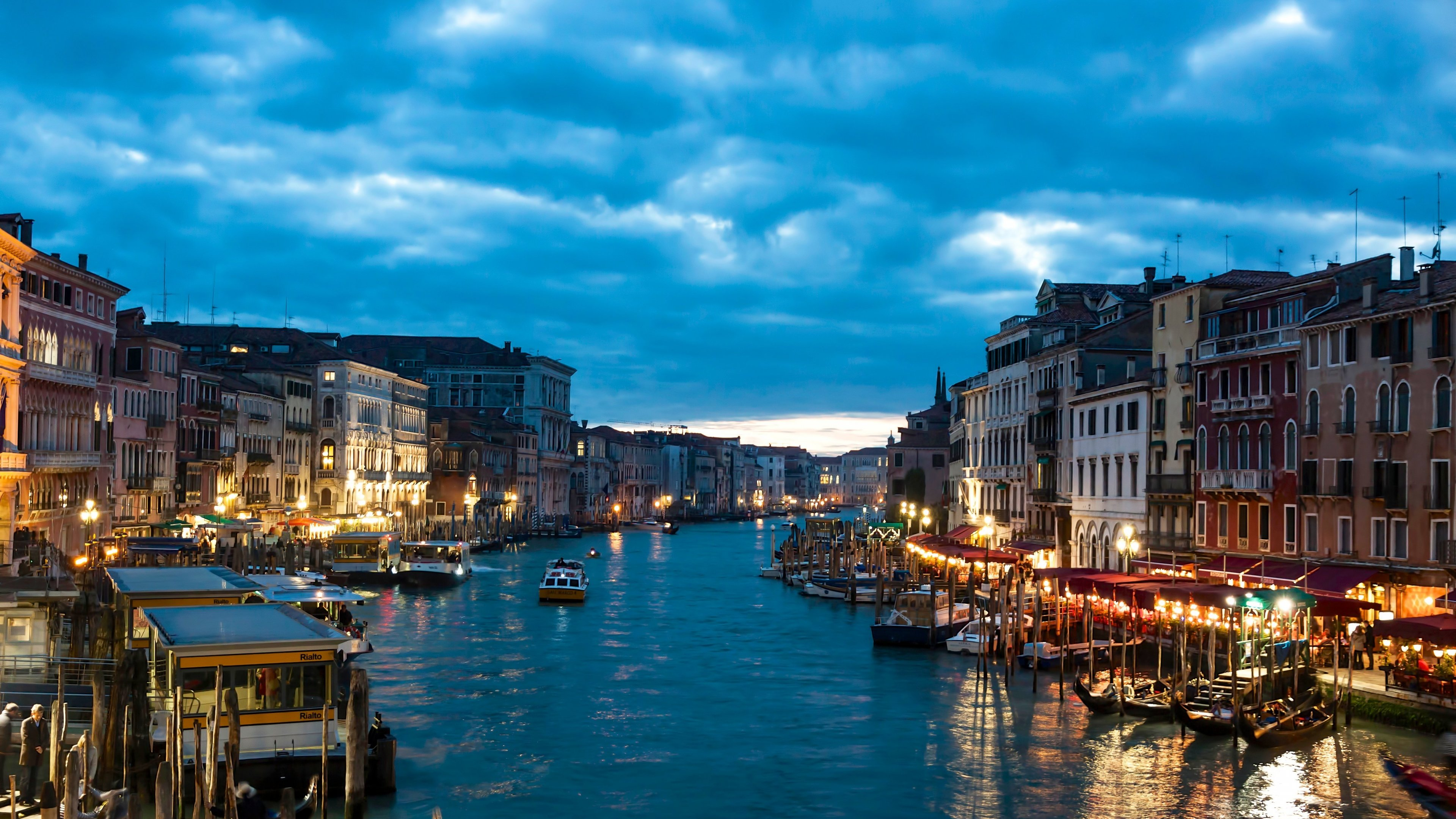 Venice 4K Ultra HD Wallpaper 3840x2160