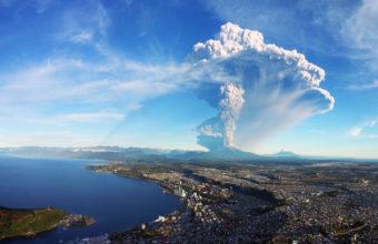 Volcano 4K Ultra HD Wallpaper 3840x2160 340x220