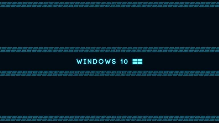Windows 10 Tech 4K Ultra HD Wallpaper 3840x2160 768x432