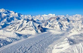 Winter Mountain 4K Ultra HD Wallpaper 3840x2160 340x220