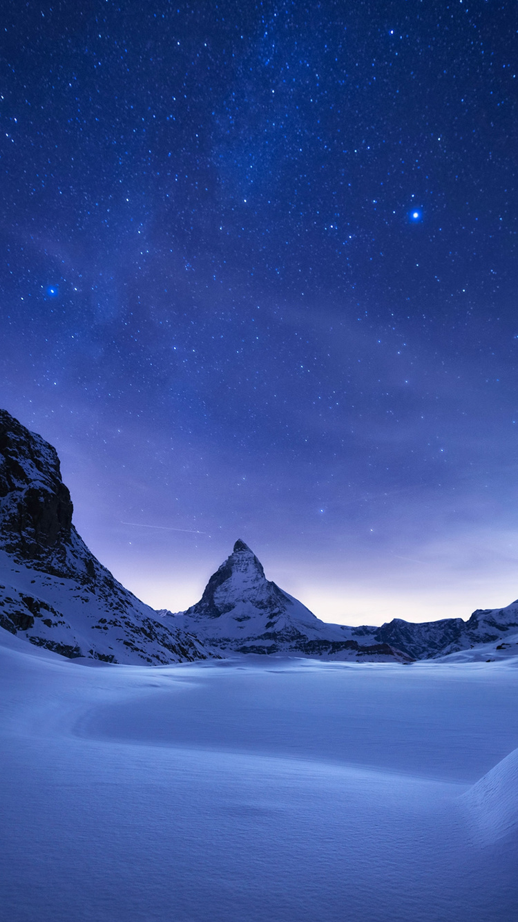 Simple Wallpaper Mountain Iphone 7 - Winter-Scene-iPhone-7-Wallpaper-750x1334  Perfect Image Reference_55370.jpg