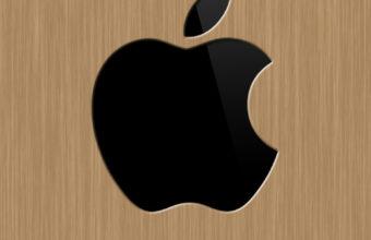 Wooden Apple iPhone 7 Wallpaper 750x1334 340x220