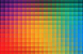 Zoom Colors iPhone 7 Wallpaper 340x220