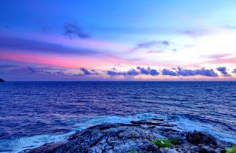 nature sea ocean color blue 340x220