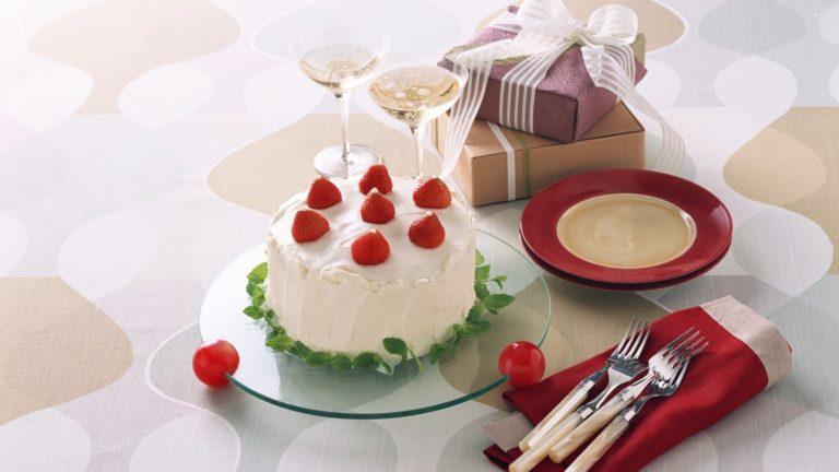 Cake Dessert Dishes Wallpaper 1920x1080 768x432