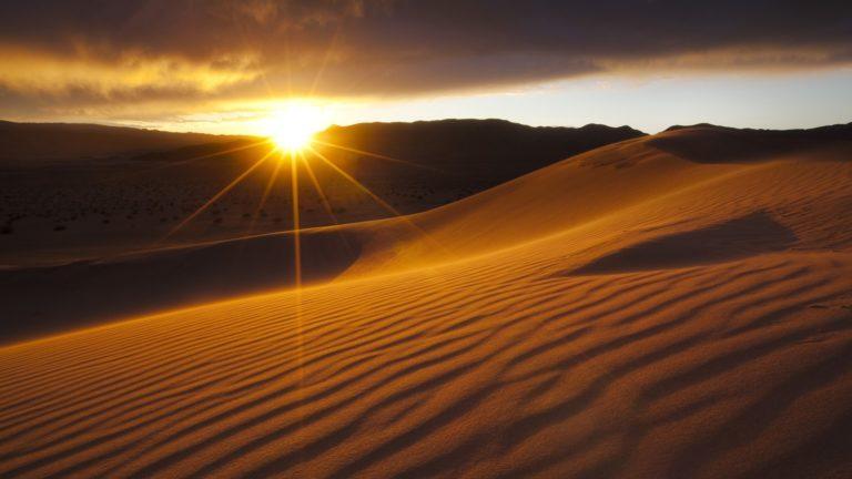 California sunlight Death Valley 768x432