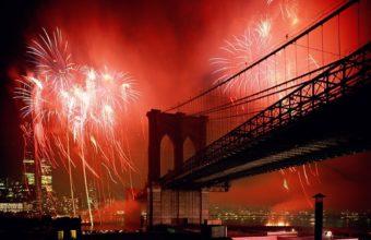 Celebration Brooklyn Bridge 340x220