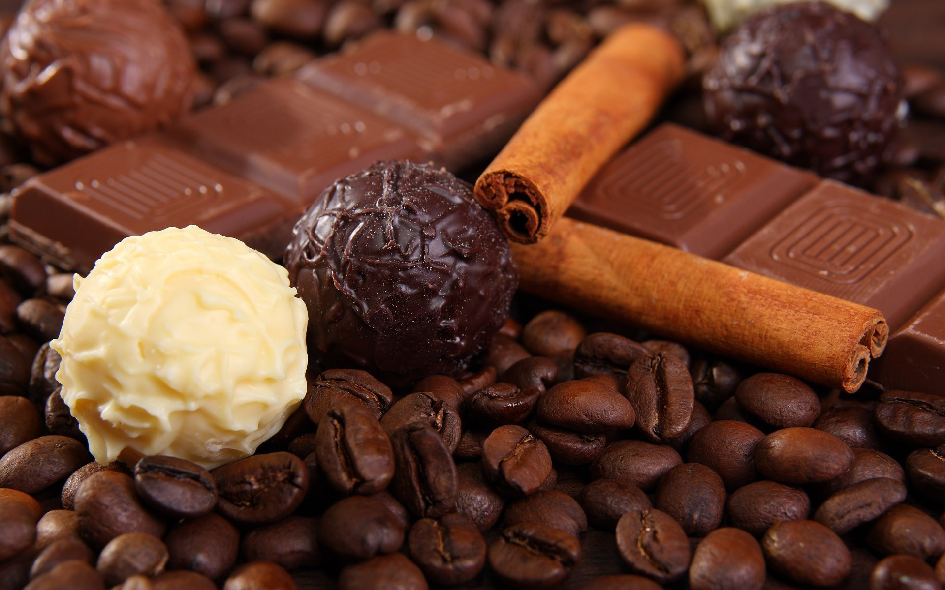 Chocolate Food Candy Sweets Candies Wallpaper 1920x1200