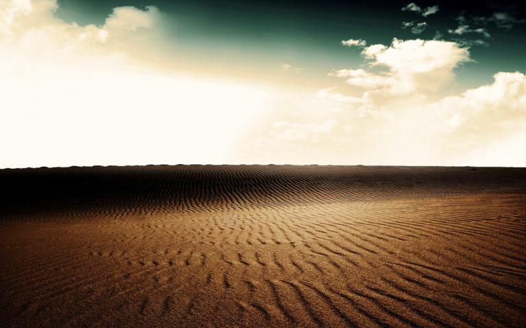 Clouds landscapes nature sand 768x480