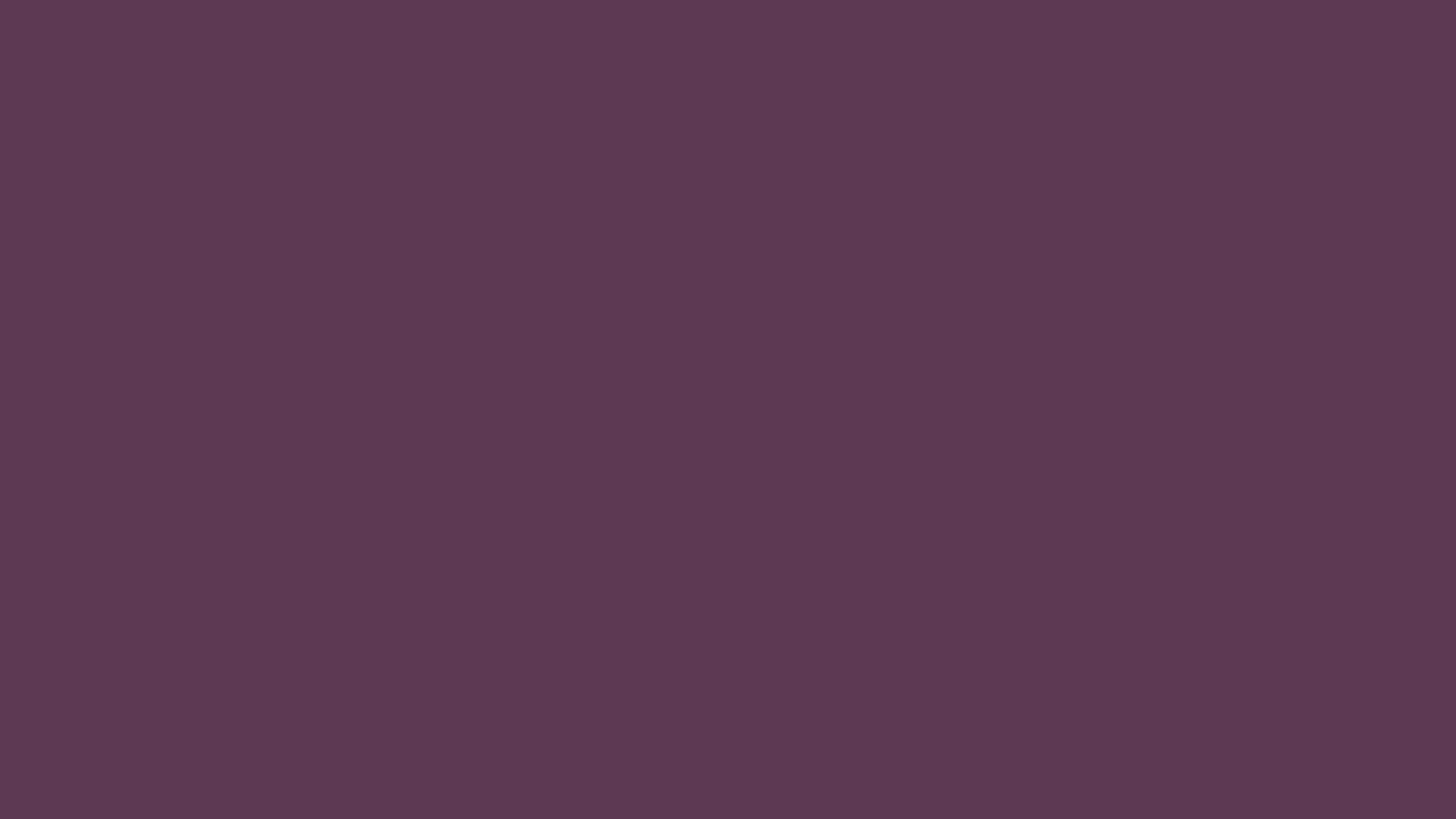 Dark Byzantium Solid Color Background Wallpaper 5120x2880