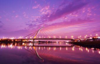 Dazhi Bridge Taipei 340x220