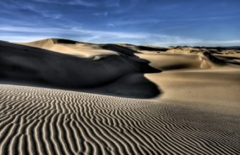 Desert Ripples In The Dunes 340x220