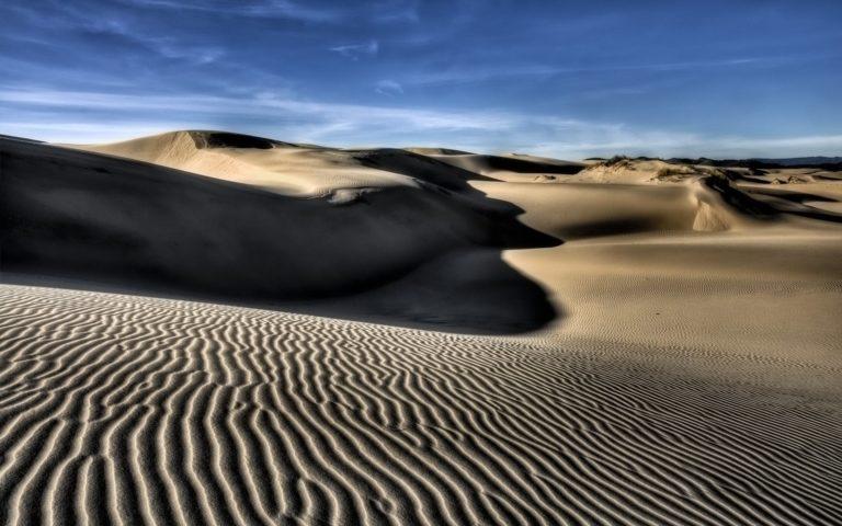 Desert Ripples In The Dunes 768x480