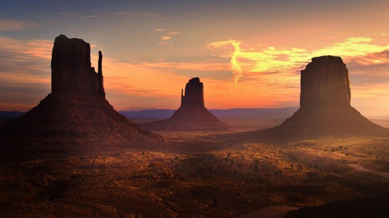 Desert Rock Stone Landscapes 768x432