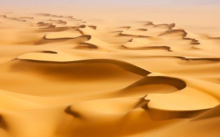 Desert sand landscape 768x480