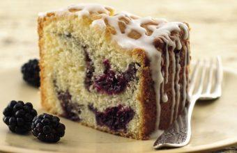 Dessert A Piece Of Cake Berries Wallpaper 1440x900 340x220