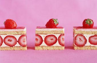 Food Desert Sweet Cake Fruit Wallpaper 1920x1200 340x220
