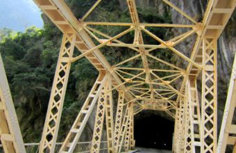 Iron Steel Bridge In The Valley 340x220