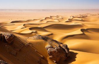 Landscapes desert sand dunes 340x220