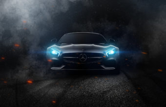 Mercedes Benz Wallpaper 53 2560x1440 340x220