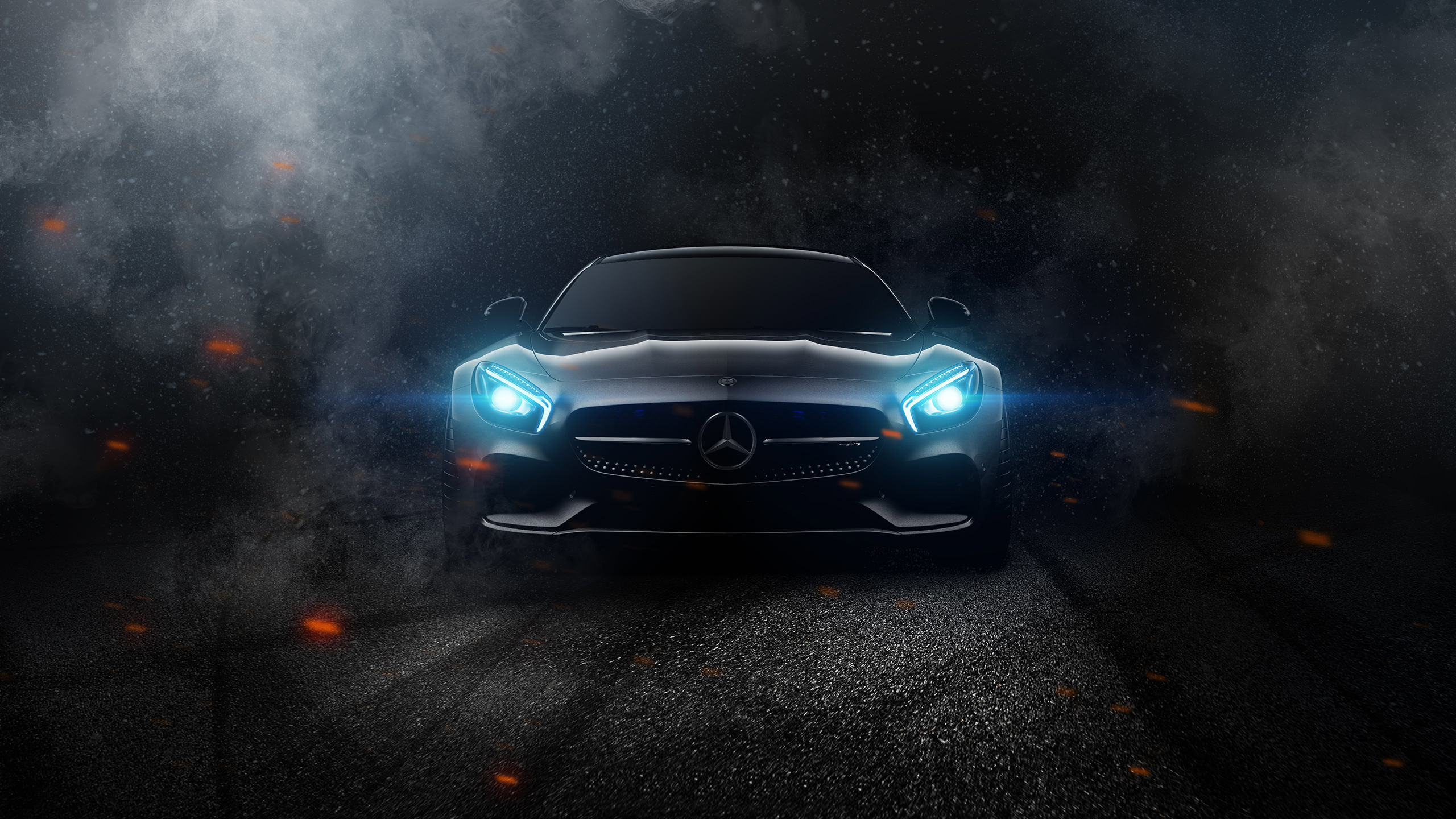 Mercedes Benz Wallpaper 53 2560x1440