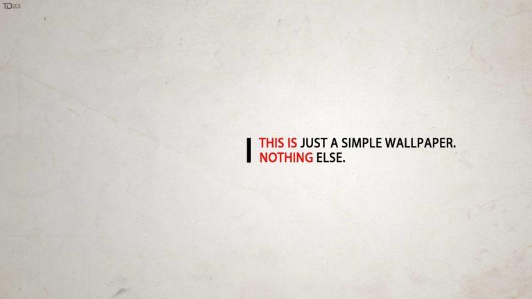 Minimalist Wallpaper 4 1920x1080 768x432