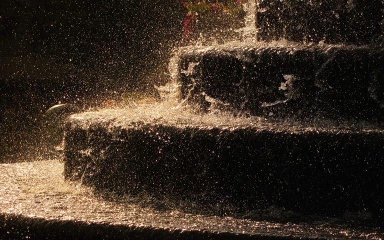 Nature Rain Storm Drops Water Wallpaper 1920x1200 768x480