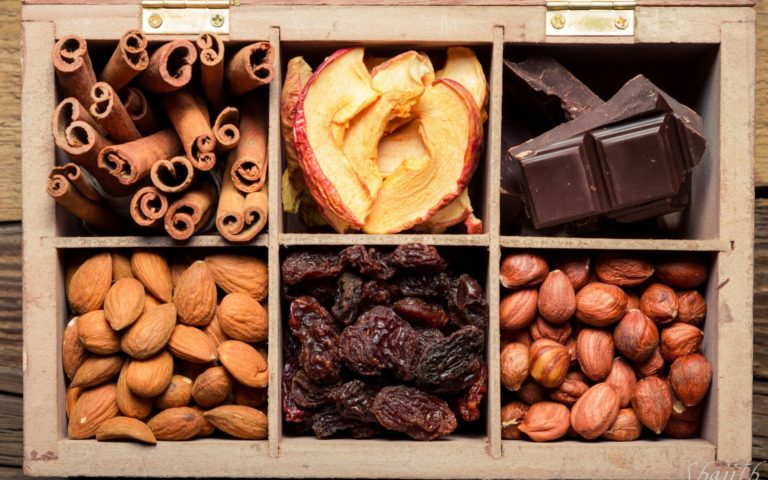 Nuts Dried Fruit Chocolate Raisins Wallpaper 2560x1600 768x480