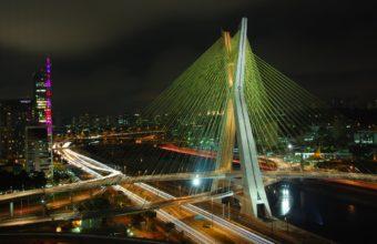 Octavio Frias de Oliveira Bridge 340x220