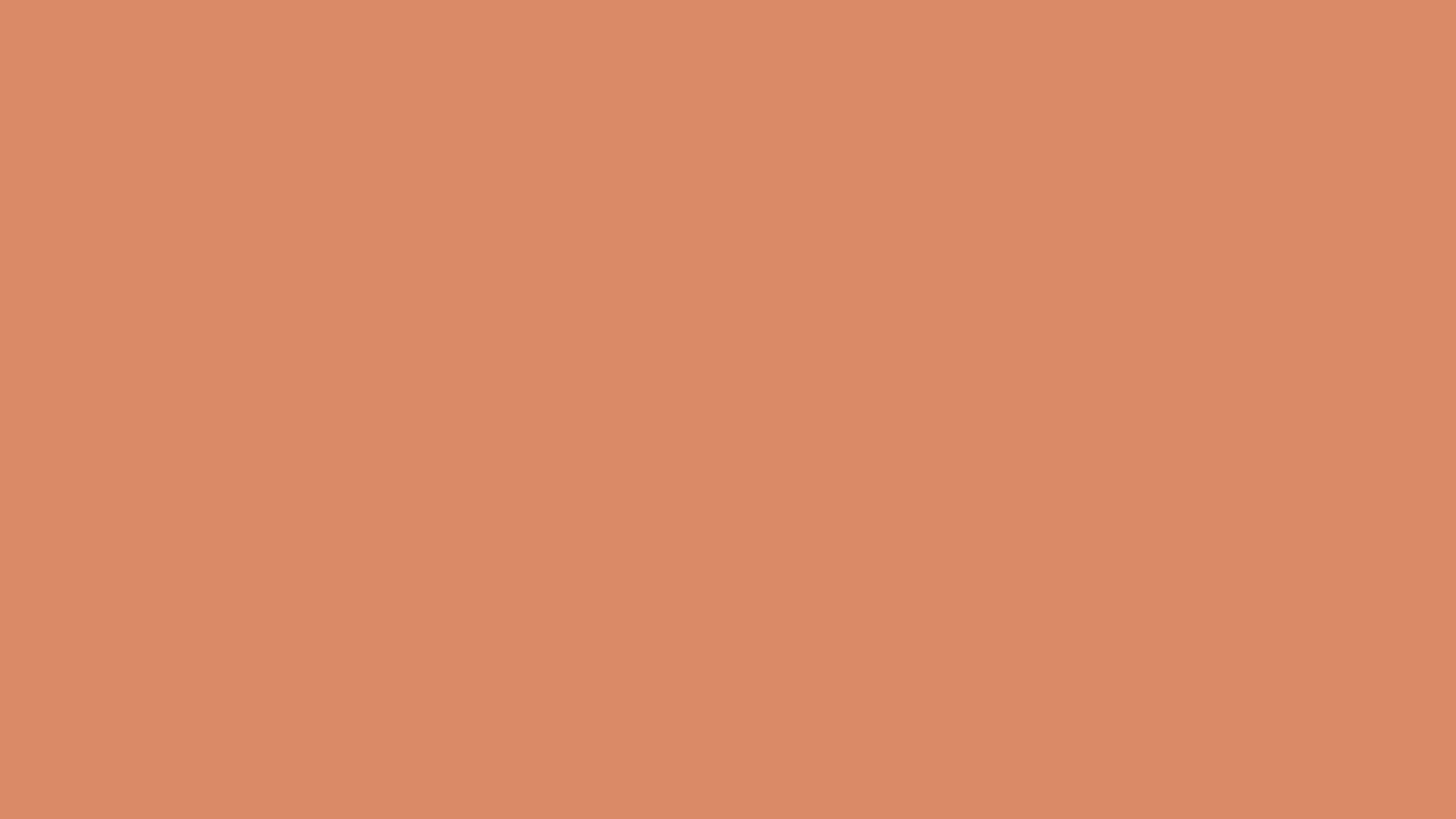 Pale Copper Solid Color Background Wallpaper [5120x2880]