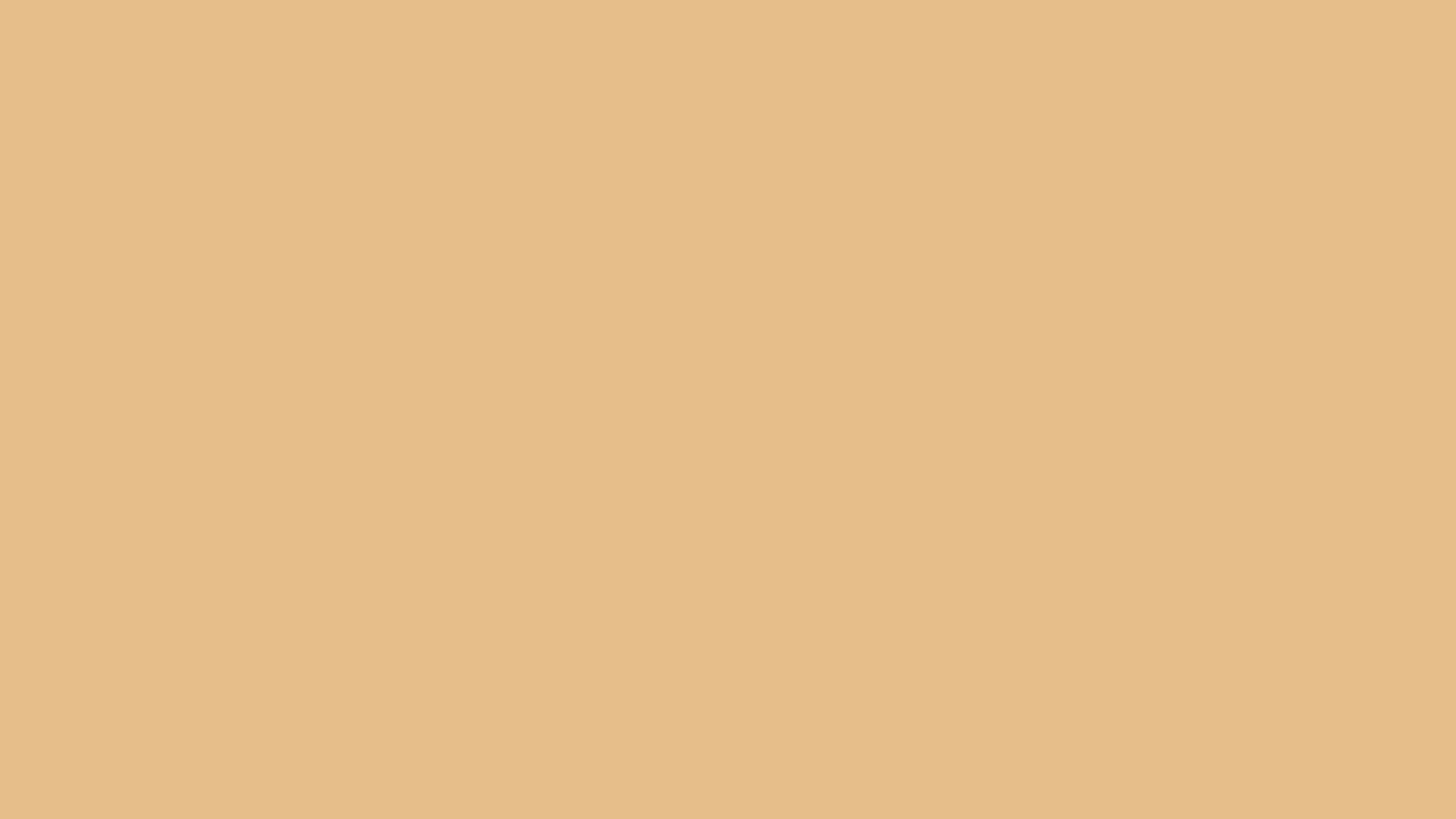 Pale Gold Solid Color Background Wallpaper 5120x2880