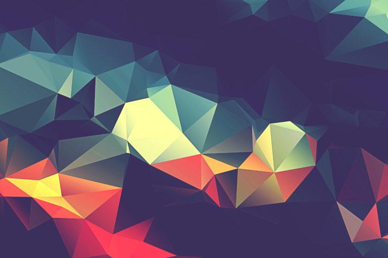 Polygon Wallpaper 1 3000x2000 768x512