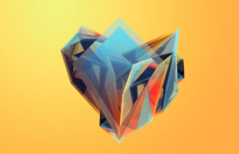 Polygon Wallpaper 11 2560x1440 340x220