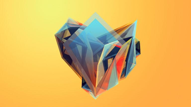 Polygon Wallpaper 11 2560x1440 768x432