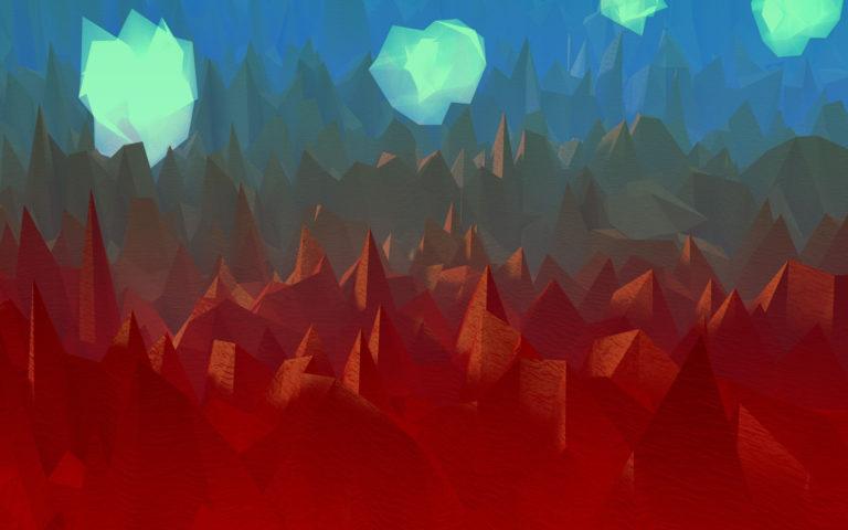 Polygon Wallpaper 18 2560x1600 768x480