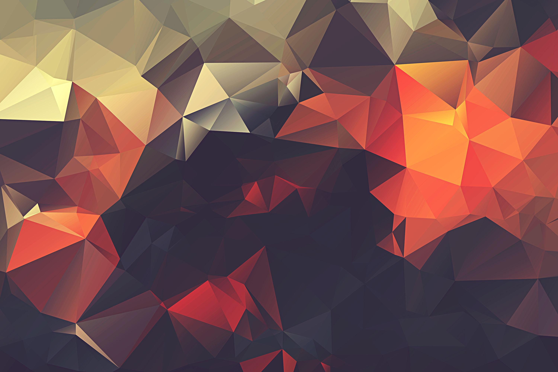 Polygon Wallpaper 56 - [1634x1008]