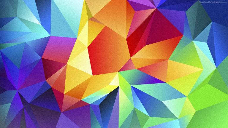 Polygon Wallpaper 4 1920x1080 768x432
