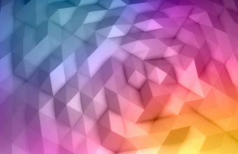 Polygon Wallpaper 5 2560x1440 340x220