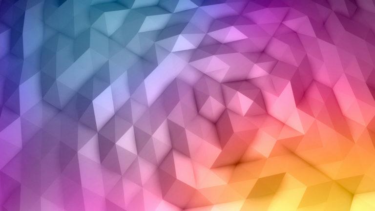 Polygon Wallpaper 5 2560x1440 768x432