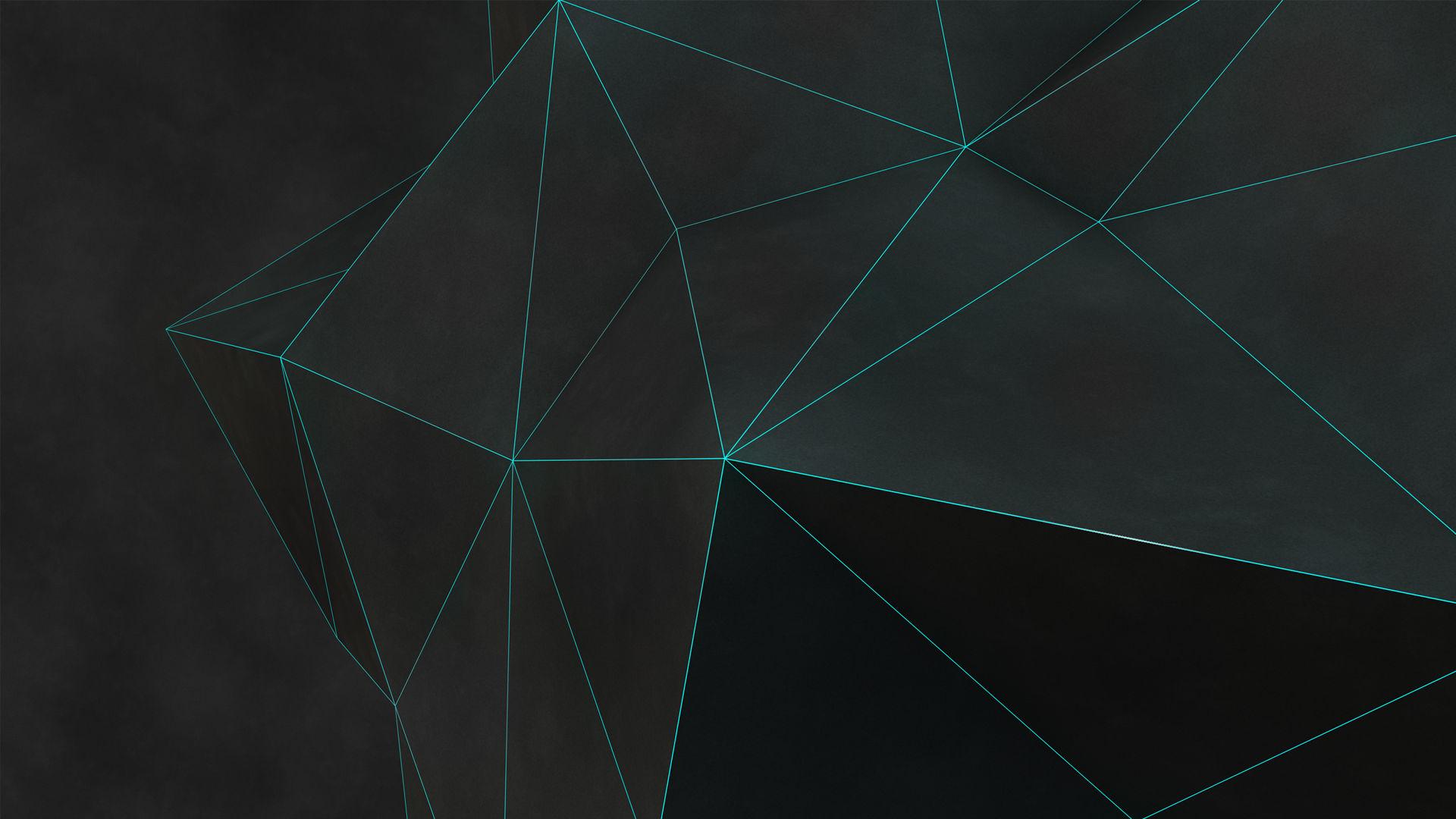 Polygon Wallpaper 8 1920x1080