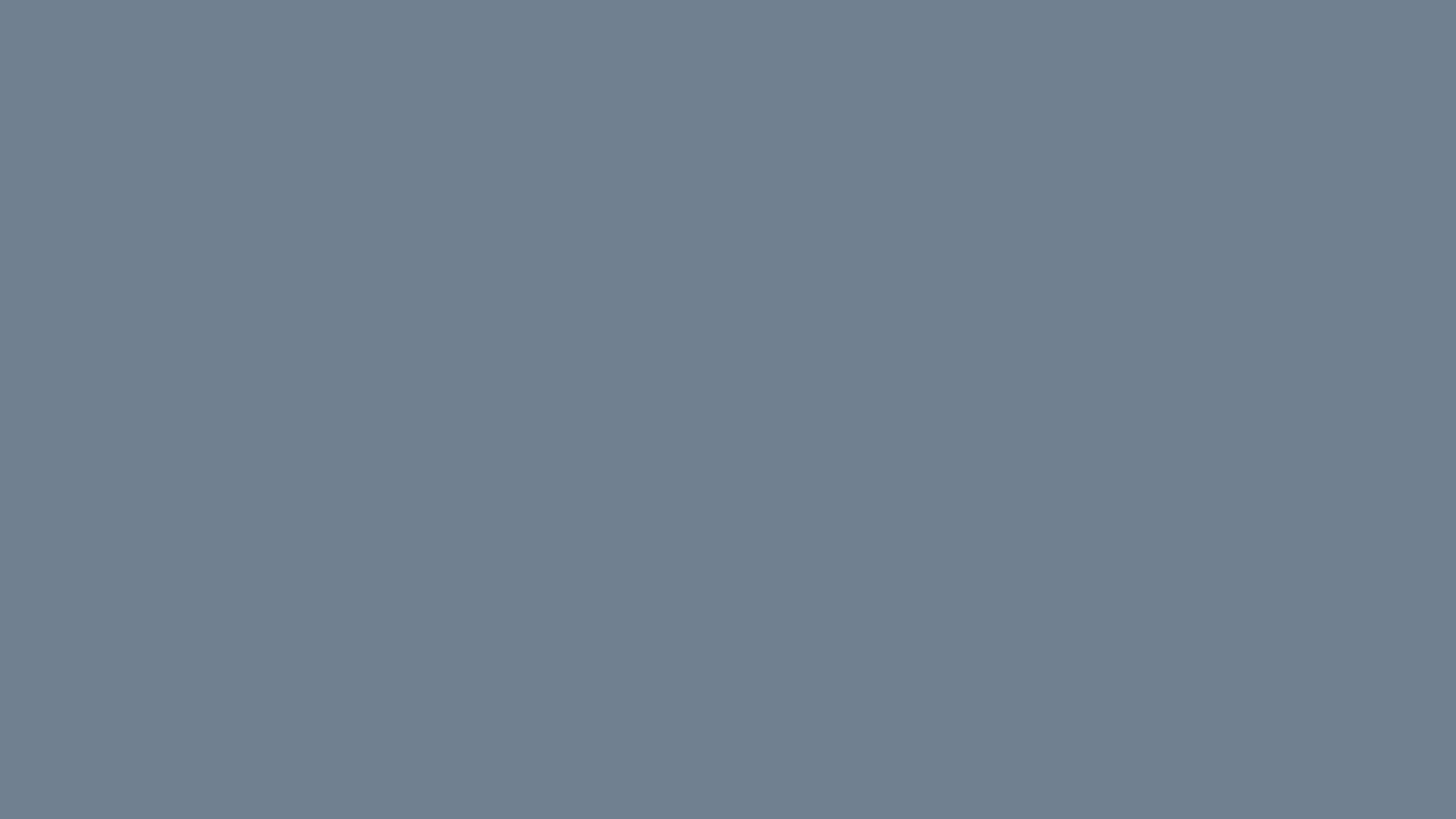 Slate Gray Solid Color Background Wallpaper 5120x2880 768x432