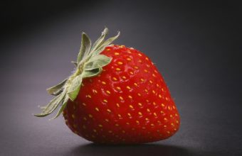 Strawberry Berry Red Wallpaper 1280x1024 340x220