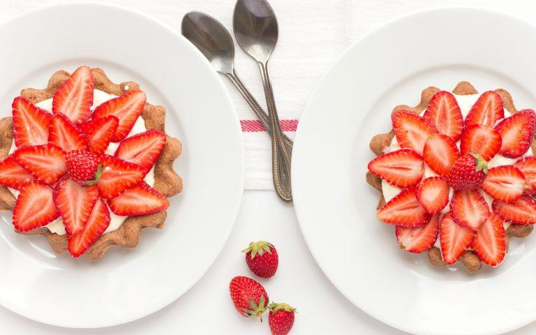 Strawberry Wallpaper 14 2880x1800 768x480