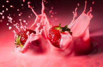 Strawberry Wallpaper 15 1920x1200 340x220