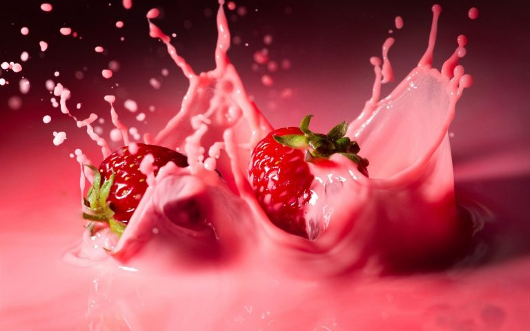 Strawberry Wallpaper 15 1920x1200 768x480