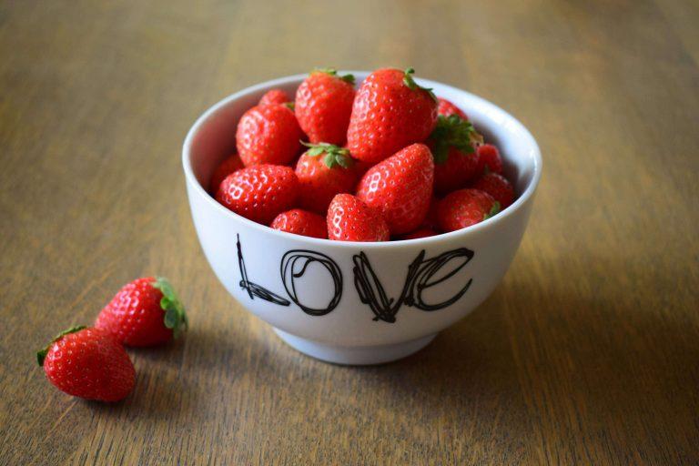 Strawberry Wallpaper 18 4496x3000 768x512