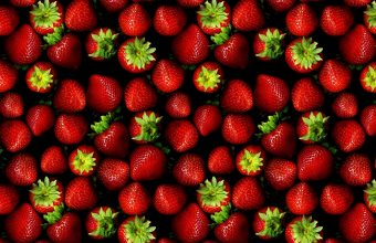 Strawberry Wallpaper 25 1920x1080 340x220